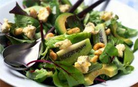 Avokado + Ost + Snacks