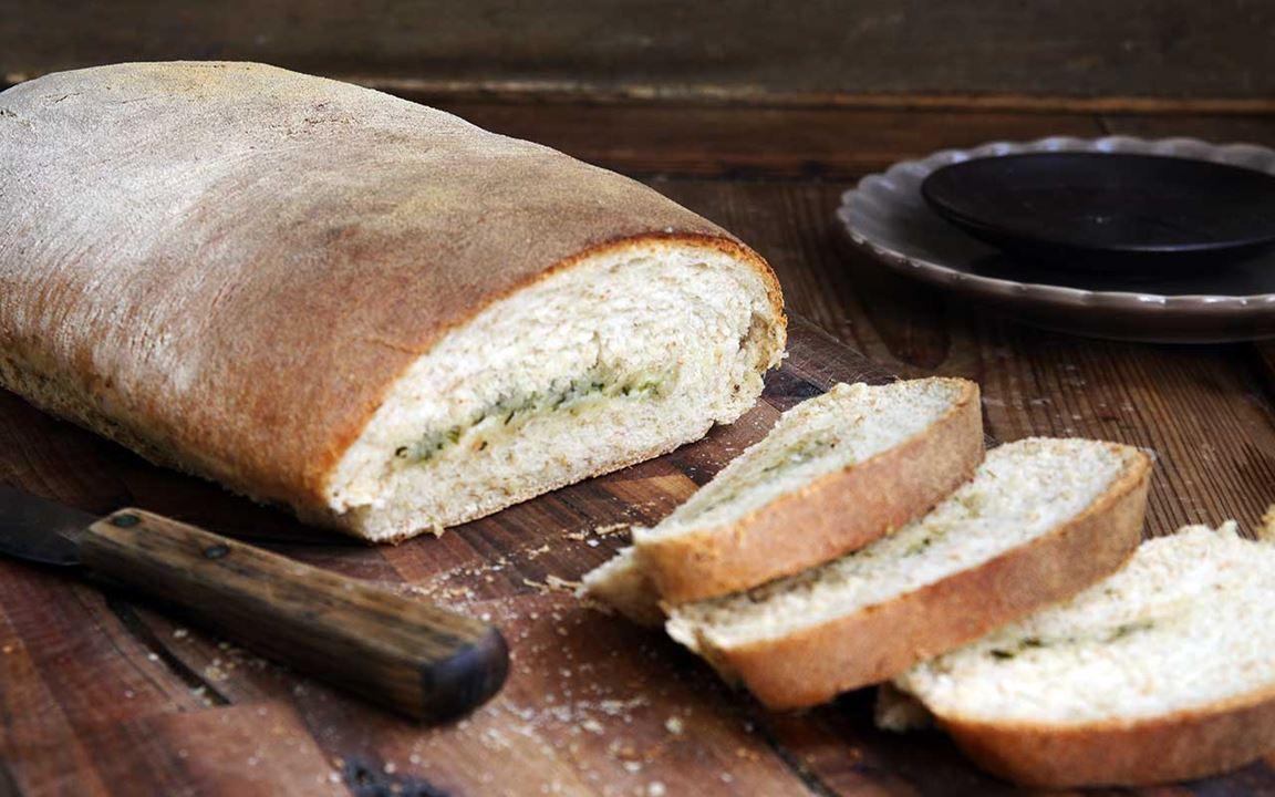 Påskbröd med ost