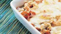 Heta räkor med chili och vitlök