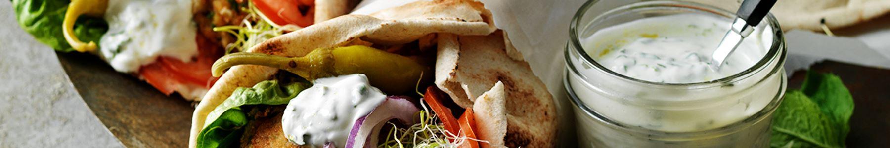 Vegetarisk + Gula ärter + Huvudrätt + Stekt