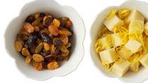 Marinerade russin till ost