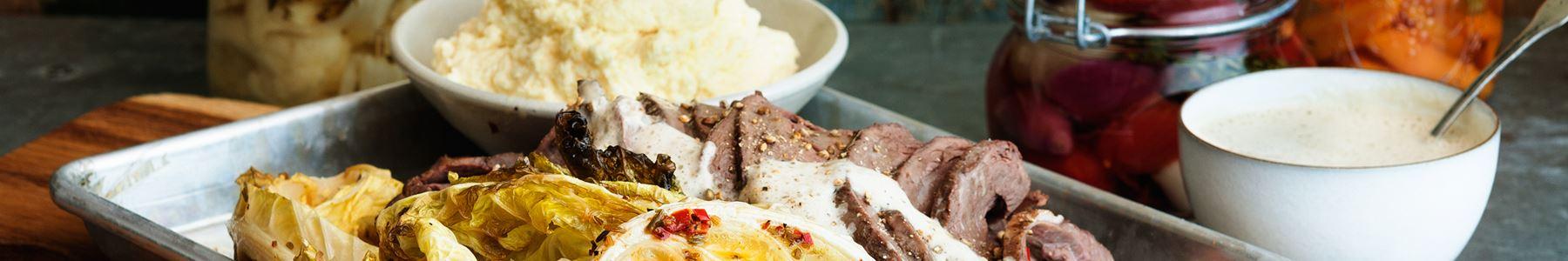 Lätt + Kött + Savoykål