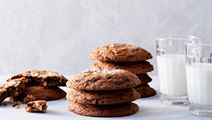 Tripple chocolate chip cookie