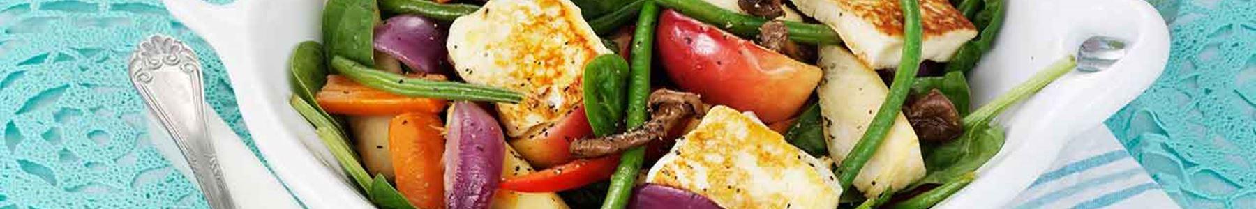 Svamp + Lunch + Sallad