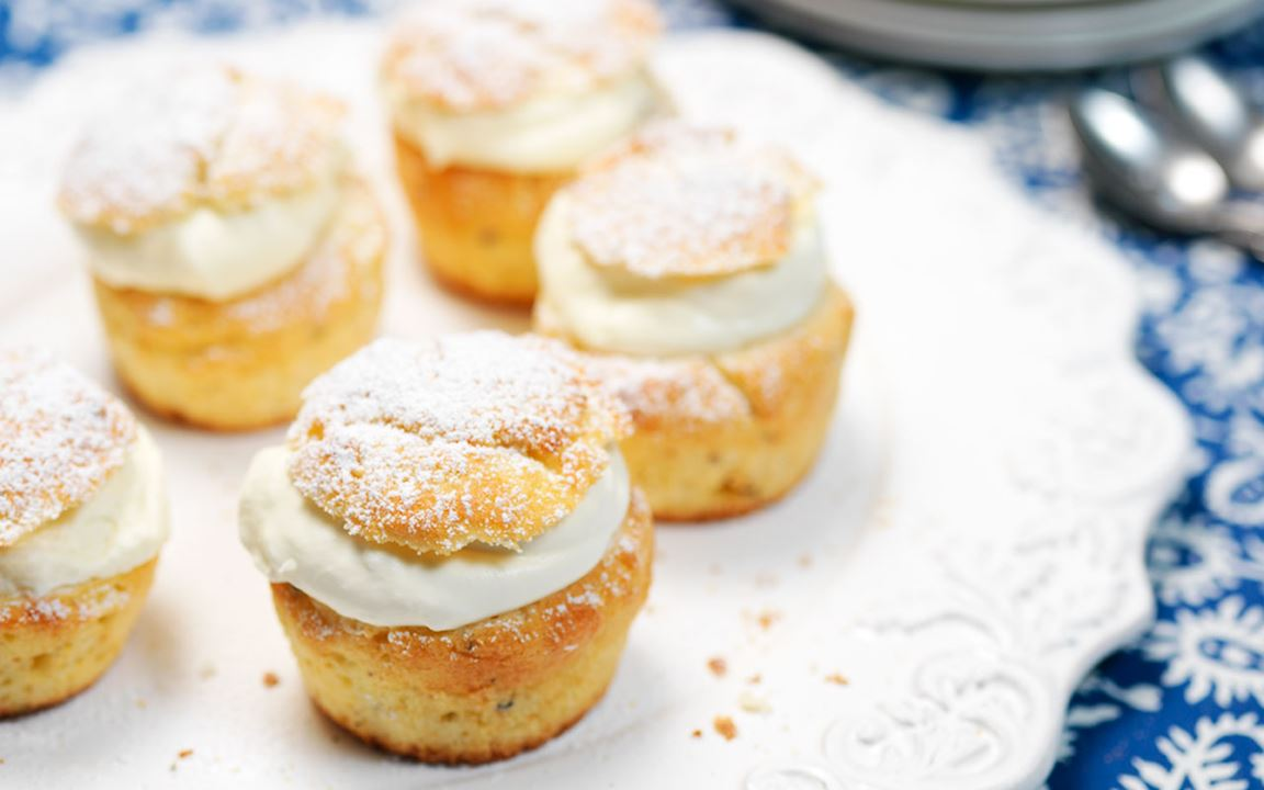 Muffinssemlor