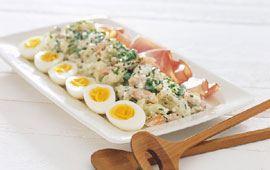 Morötter + Gräslök + Sallad
