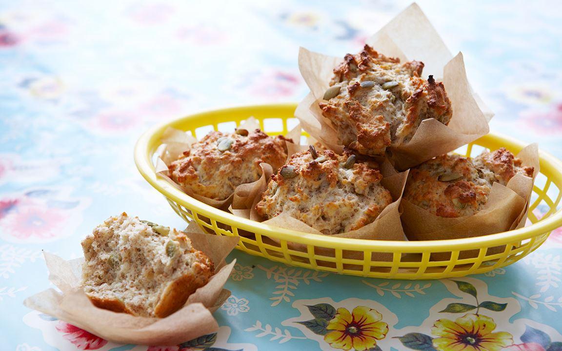 Nyttiga muffins