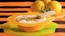 Tiramisu med cottage cheese