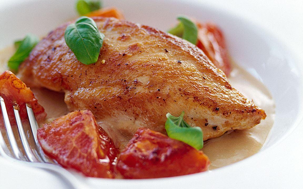 Kyckling Italiano