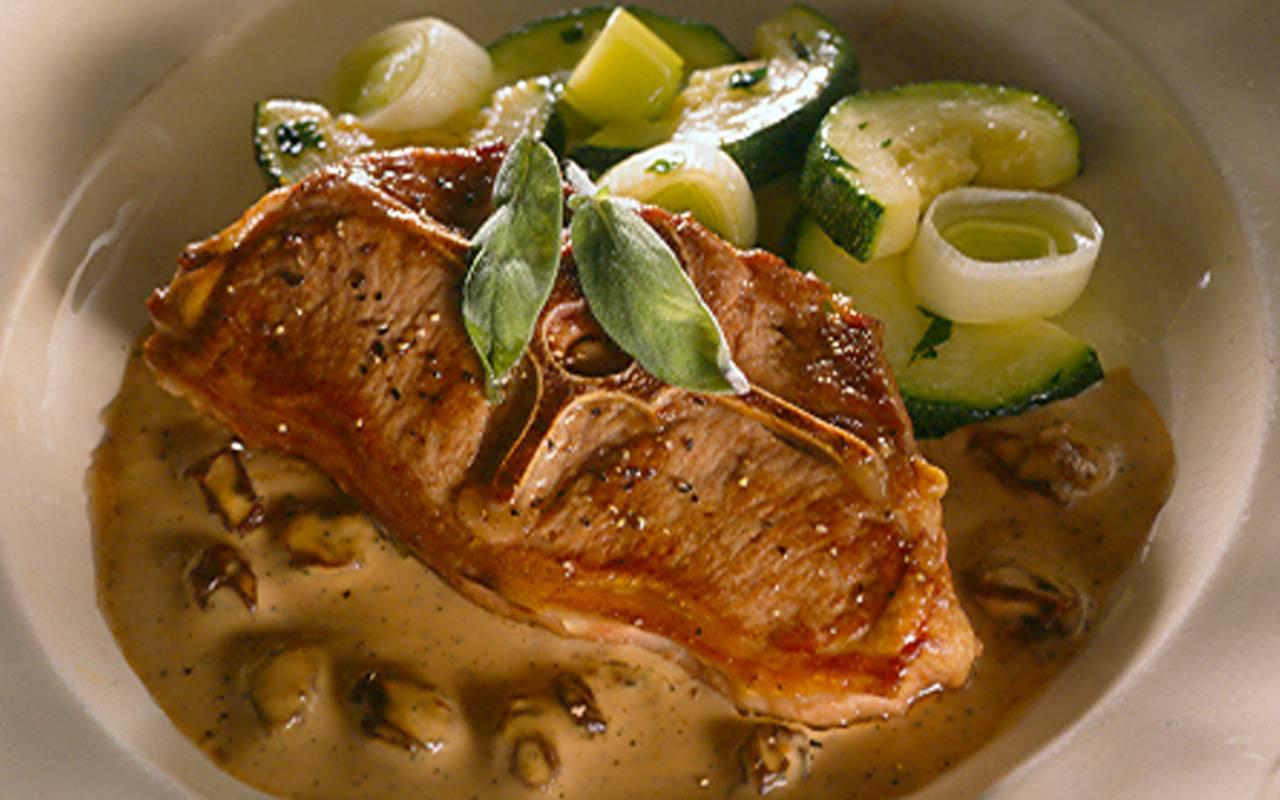 italiensk varmrätt recept