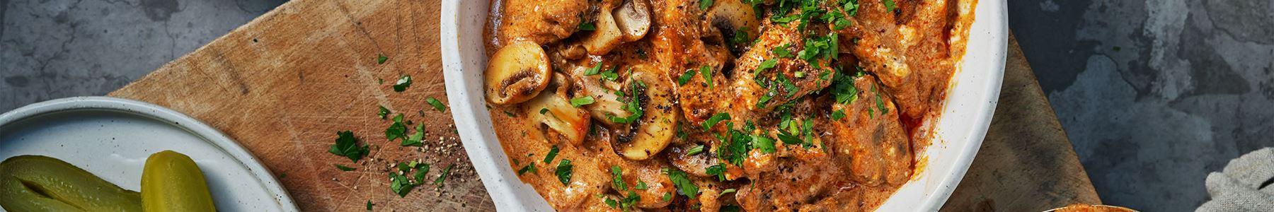 syrad grädde recept