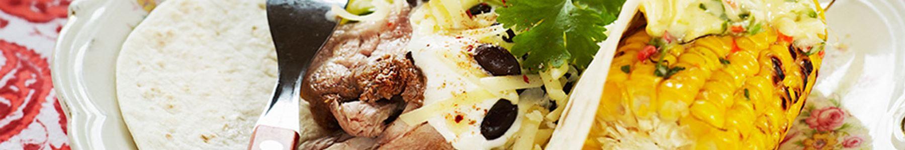 Smör + Tortilla + Grillad