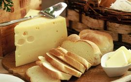 Flätat bröd med anis och fänkål