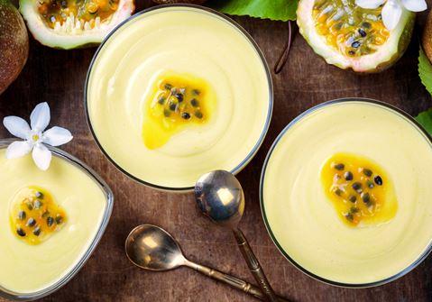 Passionfruit Mousse