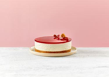 Greek Yoghurt Cheesecake