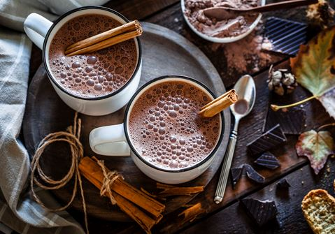 Luxurious Hot Chocolate