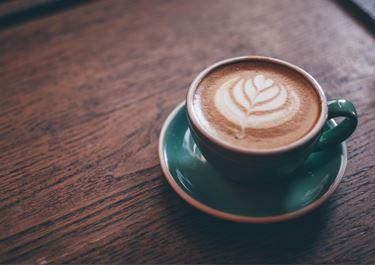 Coffee with Chocolate Milk