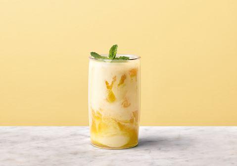 Milk 'N' Mango Shake