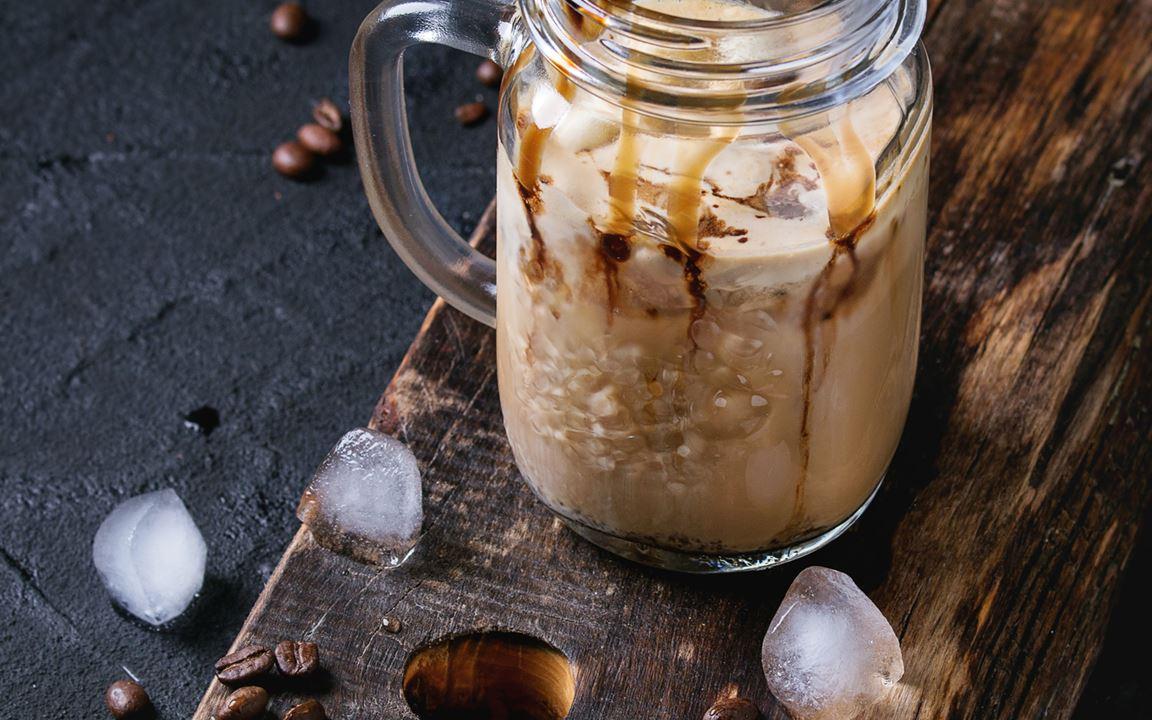 Caramel Frappuccino