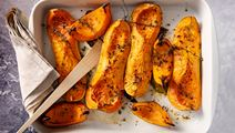Oven Roast Pumpkin