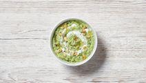 Kale Pesto Creamy Bean Dip