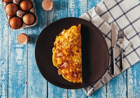 Easy Cheesy Omelette