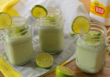 Cucumber and Mint Smoothie