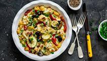 Vegetarian Vegetable Casserole