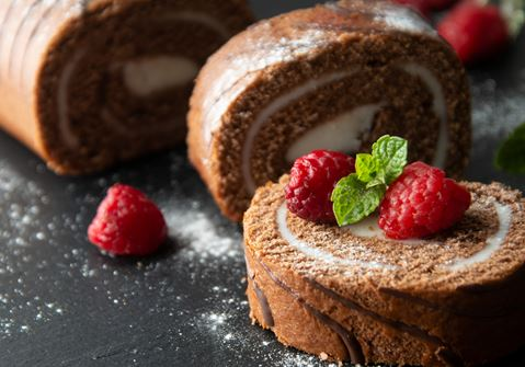 Dreamy Swiss Roll