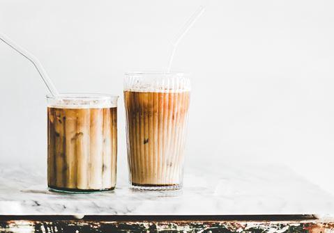Vanilla Caramel Coffee