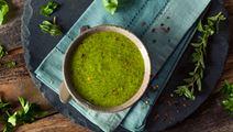 Green Chimichurri