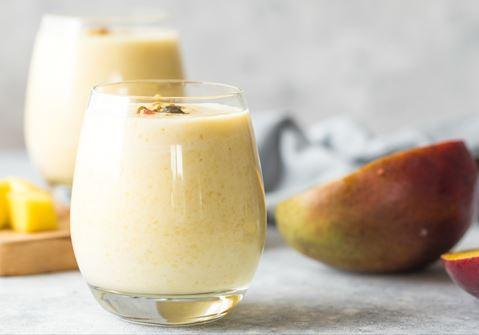 Mango Smoothie With Kefir