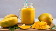 Mango Smoothie Green Juice