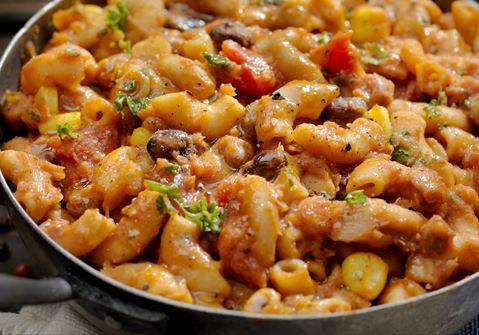 Macaroni Heaven