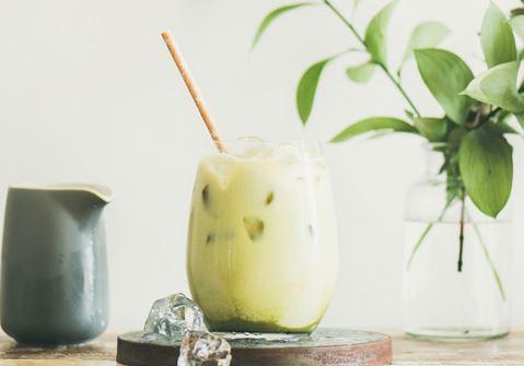 Hojicha Tea and Cardamom Milk