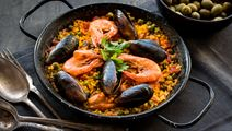 Spicy Paella