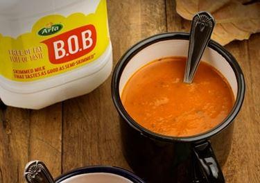 Bonfire Night Tomato Soup