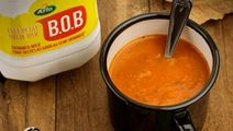 Bonfire Night Tomato Soup