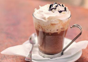 Creamy Chocolate Milk