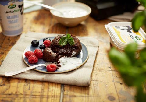 Lactofree Chocolate Fondant