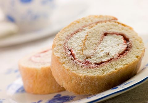 Lactofree Swiss Roll