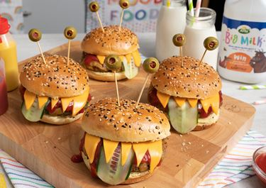 Sea Monster Burgers