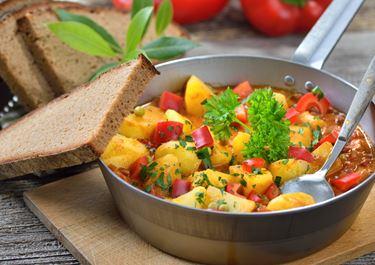 Irish Vegetable Stew