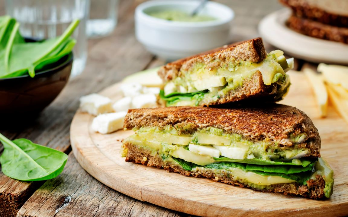 Avocado Superfood Sandwich