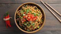 Sweet Chilli Noodles