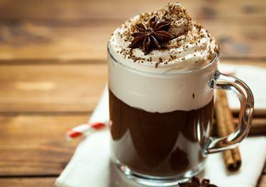 Luxurious Creamy Hot Chocolate