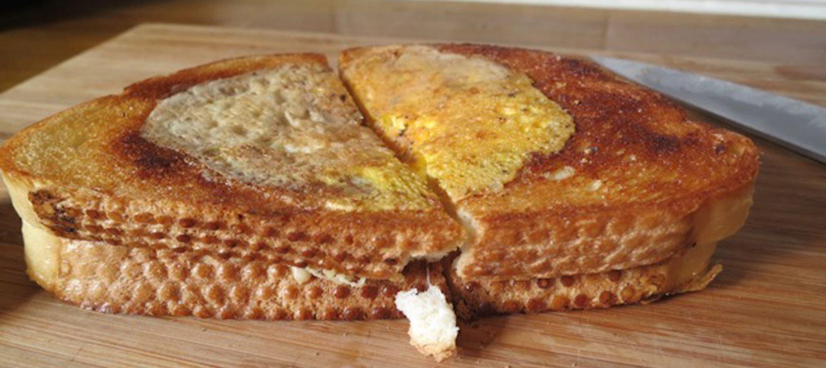 Cheese Toasty