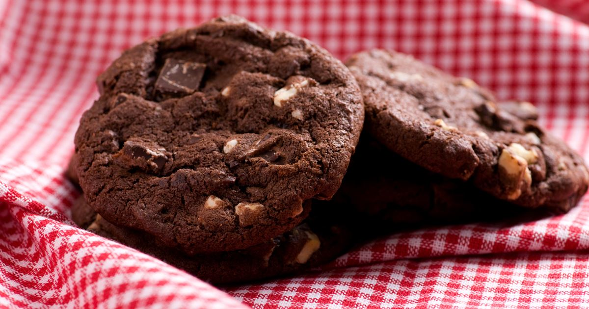 chocolate chip cookies recept arla