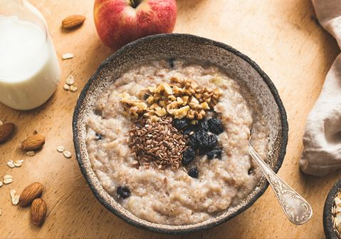 Porridge base