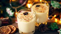 Egg Nog with Orange